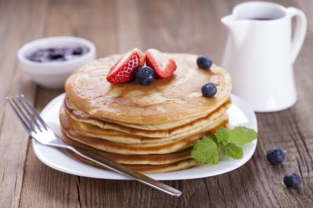 Pancake Pépites de Chocolat (7 sachets)
