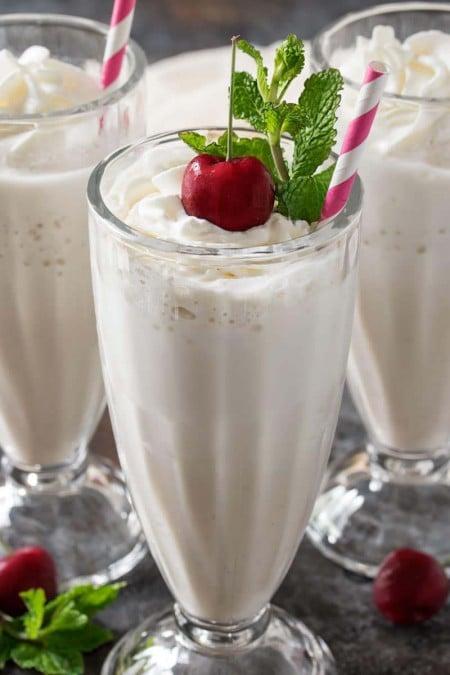 Milkshake Vanille hyperprotéiné (7 sachets)