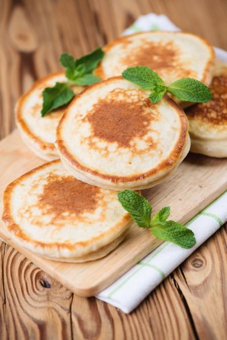 Pancake Hyperprotéiné Nature  (7 sachets)