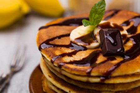 Crêpe Hyperprotéinée Banane Chocolat   (7 sachets)