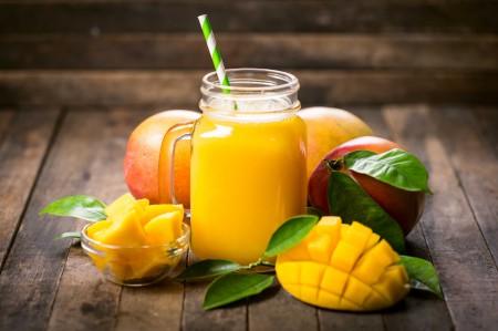 Boisson aux Fruits Exotiques Hyperprotéinée(7 sachets)