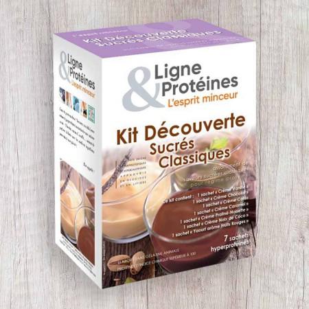Kit Découverte Les sucrés Classiques (7 sachets)