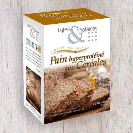 Porridge hyperprotéiné SANS GLUTEN (7 sachets)