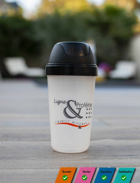 Maxi Drink arôme Café  hyperprotéiné