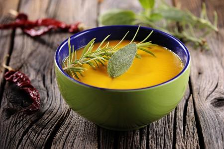 Velouté de Poulet au Curry Hyperprotéiné (7 sachets)