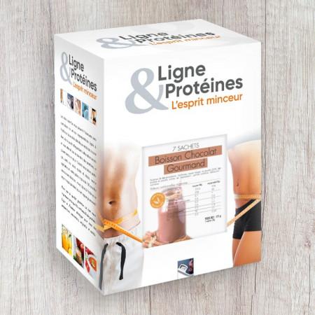 Crème hyperprotéinée Douceur de Lait (7 sachets)