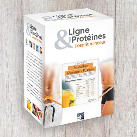 Omelette hyperprotéinée Ciboulette Oignons SANS GLUTEN (7 sachets)