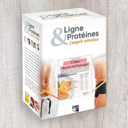 Kit Découverte Omelettes hyperprotéinées (7 sachets)