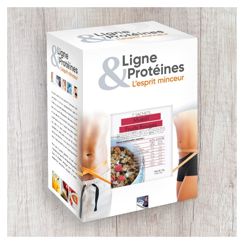 Velouté Pois Cassés Lardons Hyperprotéiné (7 sachets)
