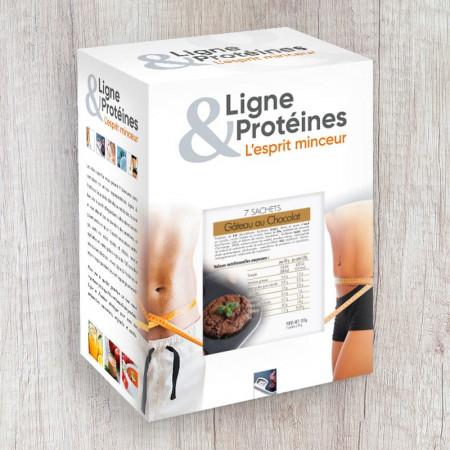 Omelette aux Champignons hyperprotéinée (7 sachets)