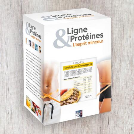 Gaufrettes hyperprotéinées arôme vanille (5 sachets de 2 gaufrettes)