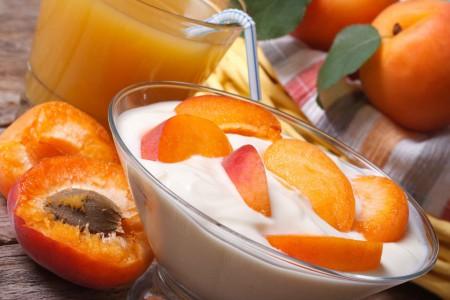 Fromage Blanc aux Abricots hyperprotéiné (7 sachets)