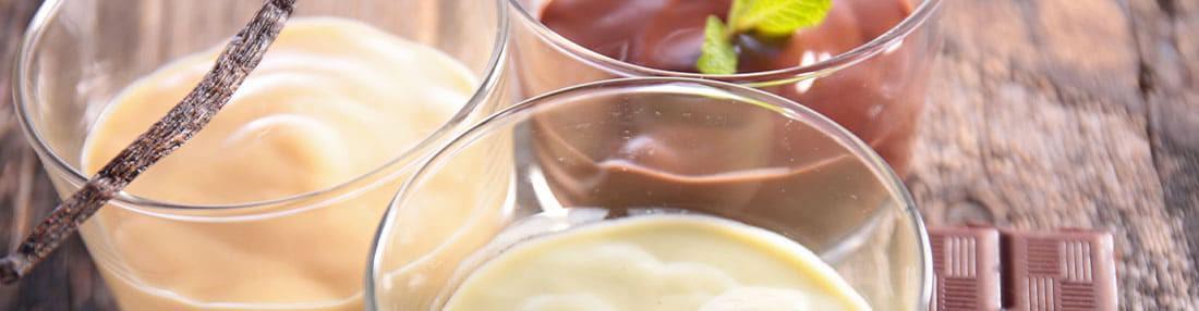 Desserts Sucrés Hyperprotéinés Classiques pour maigrir avec plaisir