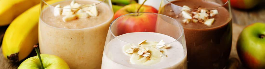 Desserts sucrés hyperprotéinés gourmands, peu caloriques pour maigrir